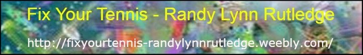 Fix Your Tennis - Randy Lynn Rutledge